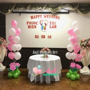 Helium Balloon Designs