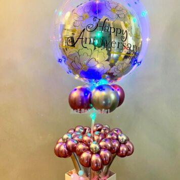 Balloon In Box