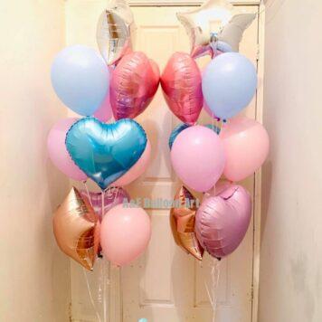 Helium Balloon Designs
