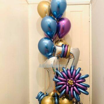 Flower Balloon Designs